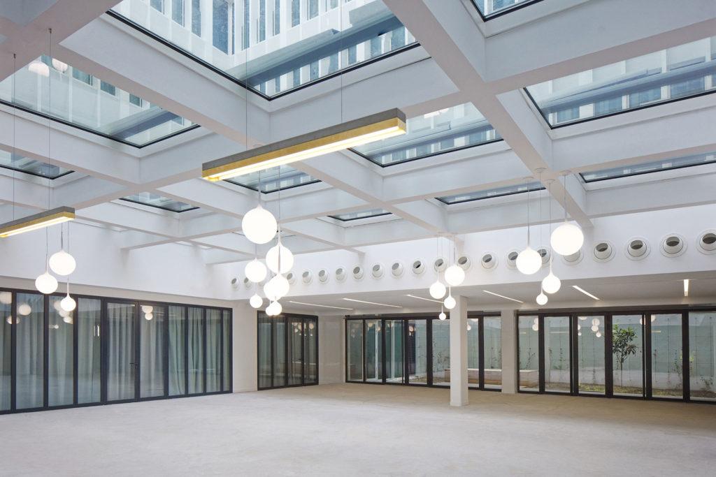 Saa Architectes Bureaux Lauriston Paris07