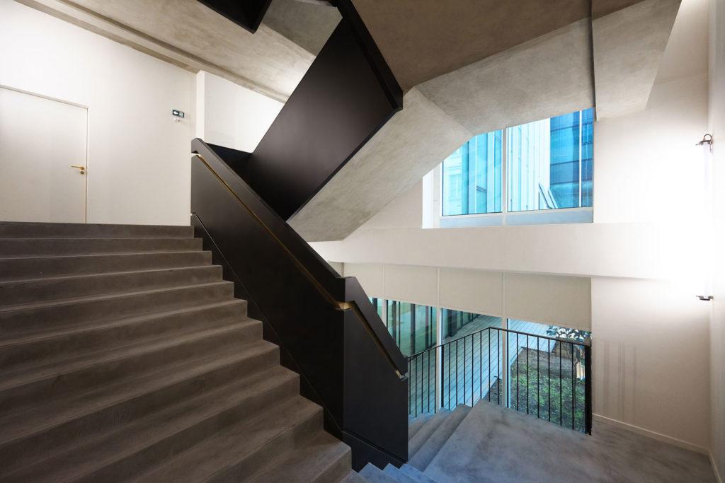 Saa Architectes Bureaux Lauriston Paris08