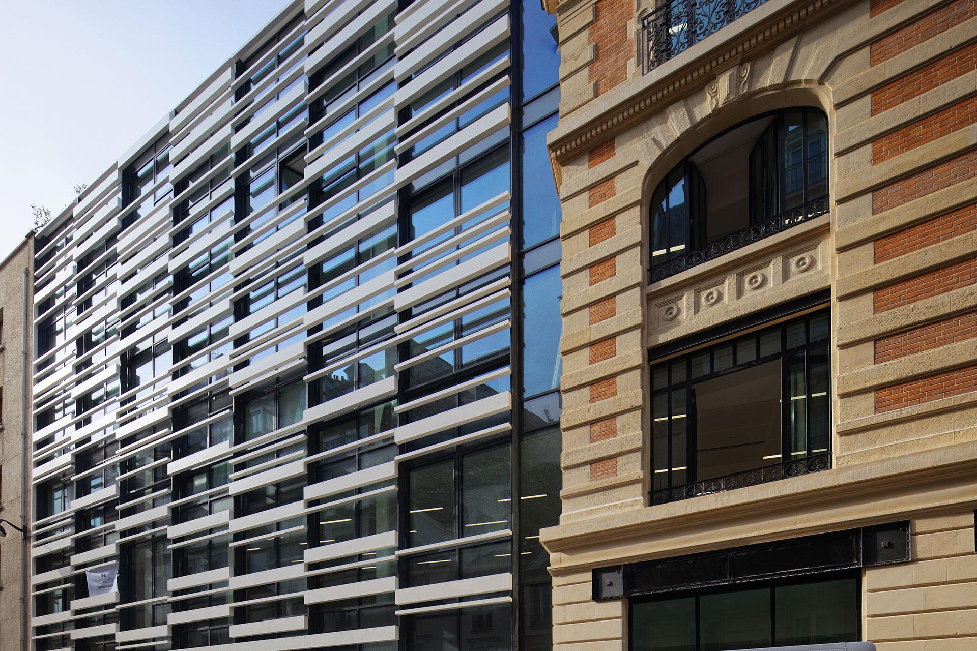 Saa Architectes Bureaux Lauriston Paris09