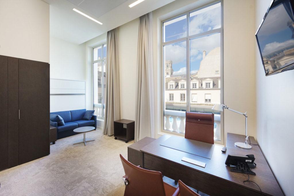 Saa Architectes Equipements Senat Paris05