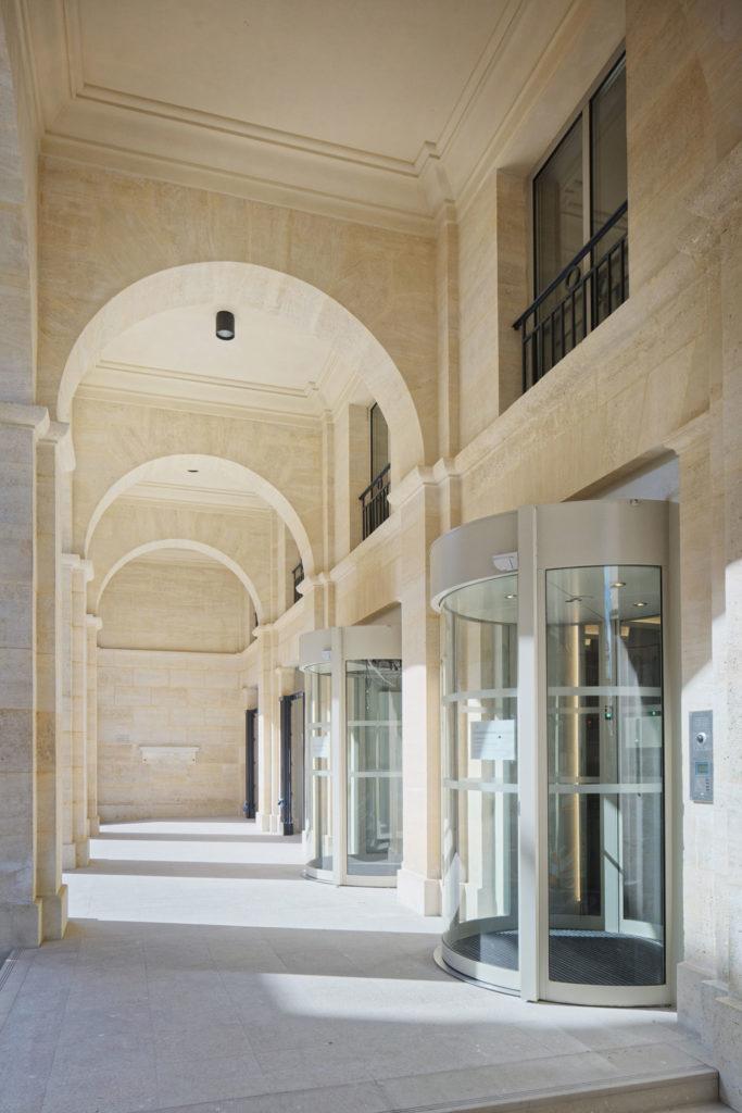 Saa Architectes Equipements Senat Paris08