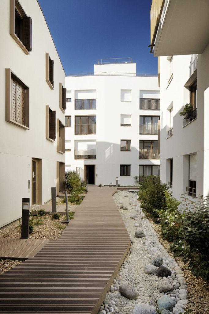 Saa Architectes Logements Bara Husson Romainville05