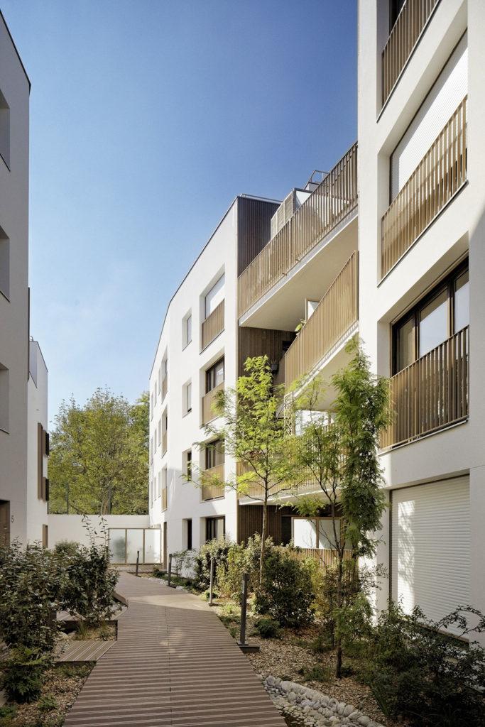 Saa Architectes Logements Bara Husson Romainville06