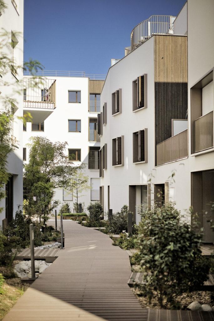 Saa Architectes Logements Bara Husson Romainville08