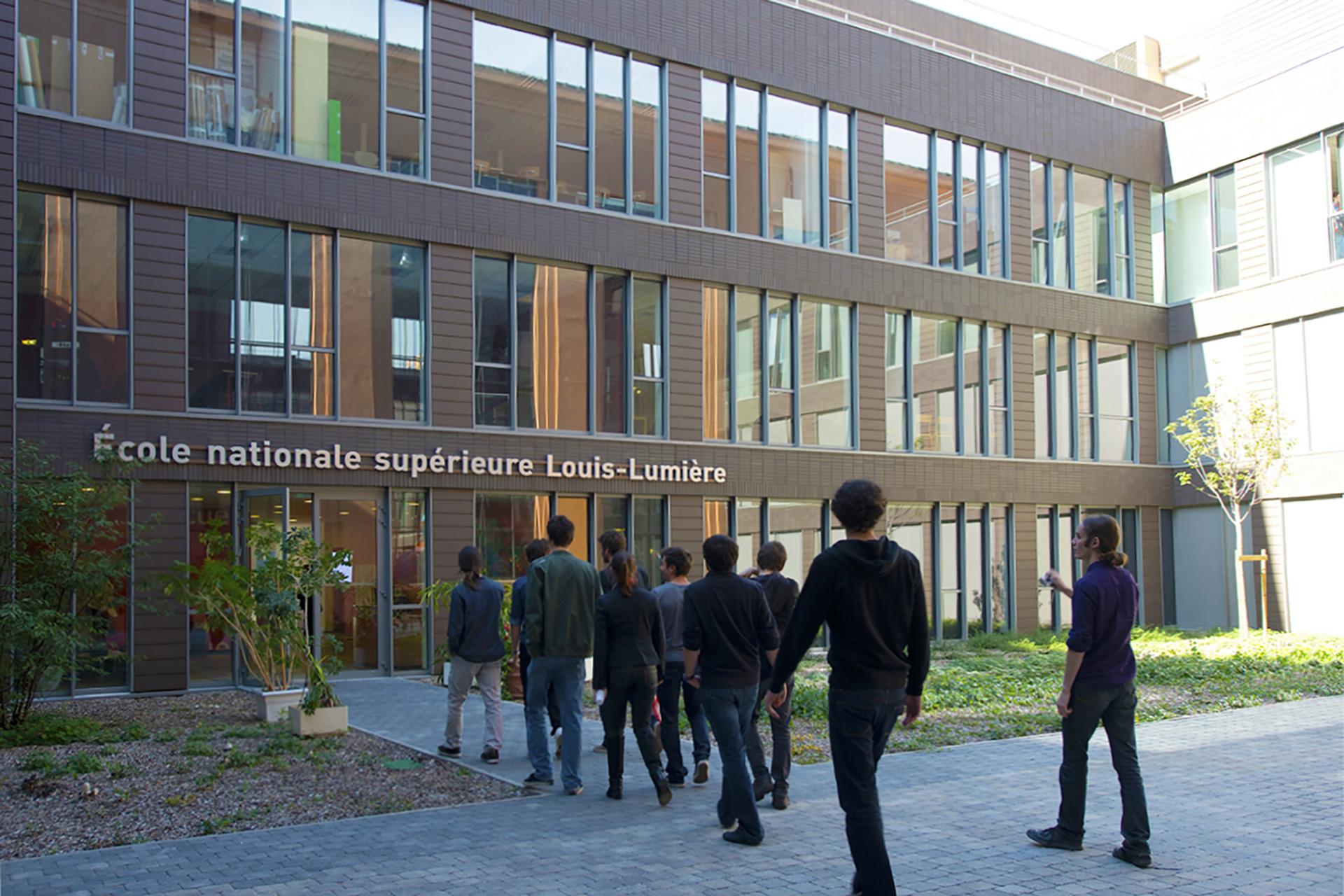 Saa Architectes Equipements Ecolelouislumiere Saintdenis02