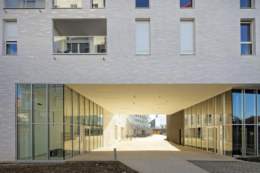 Saa Architectes Logements Maintenant Ivry Sur Seine