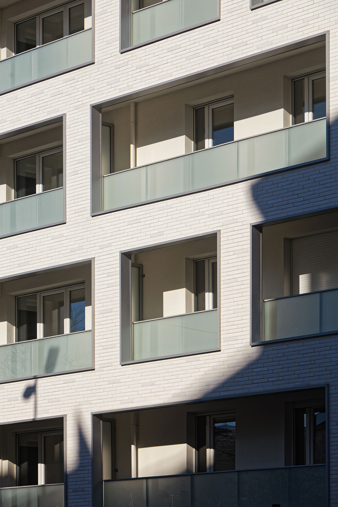 Saa Architectes Logements Rosnysousbois Gabrielperi