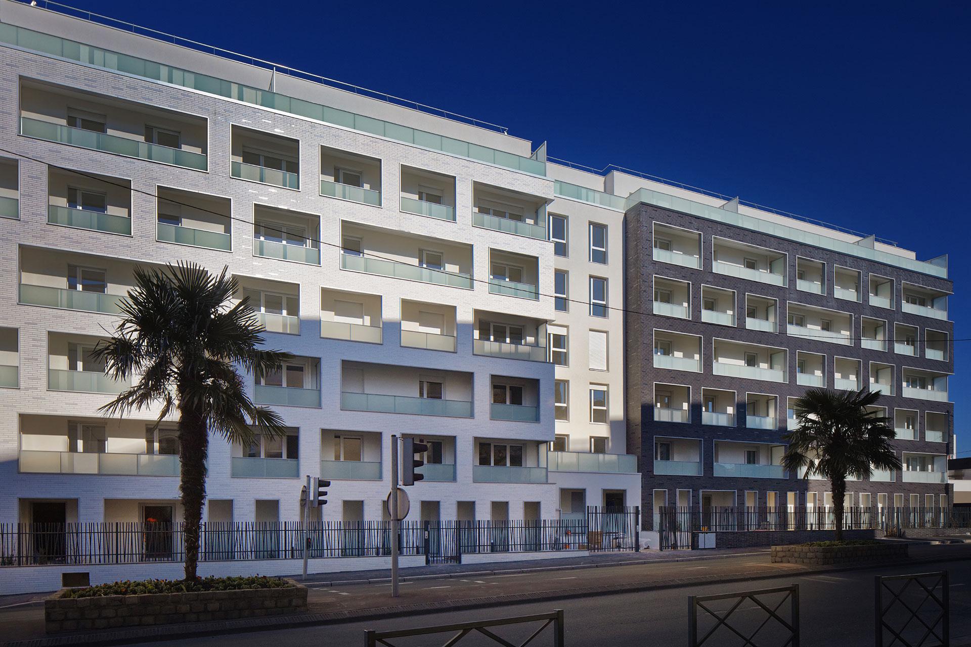Saa Architectes Logements Rosnysousbois Gabrielperi03