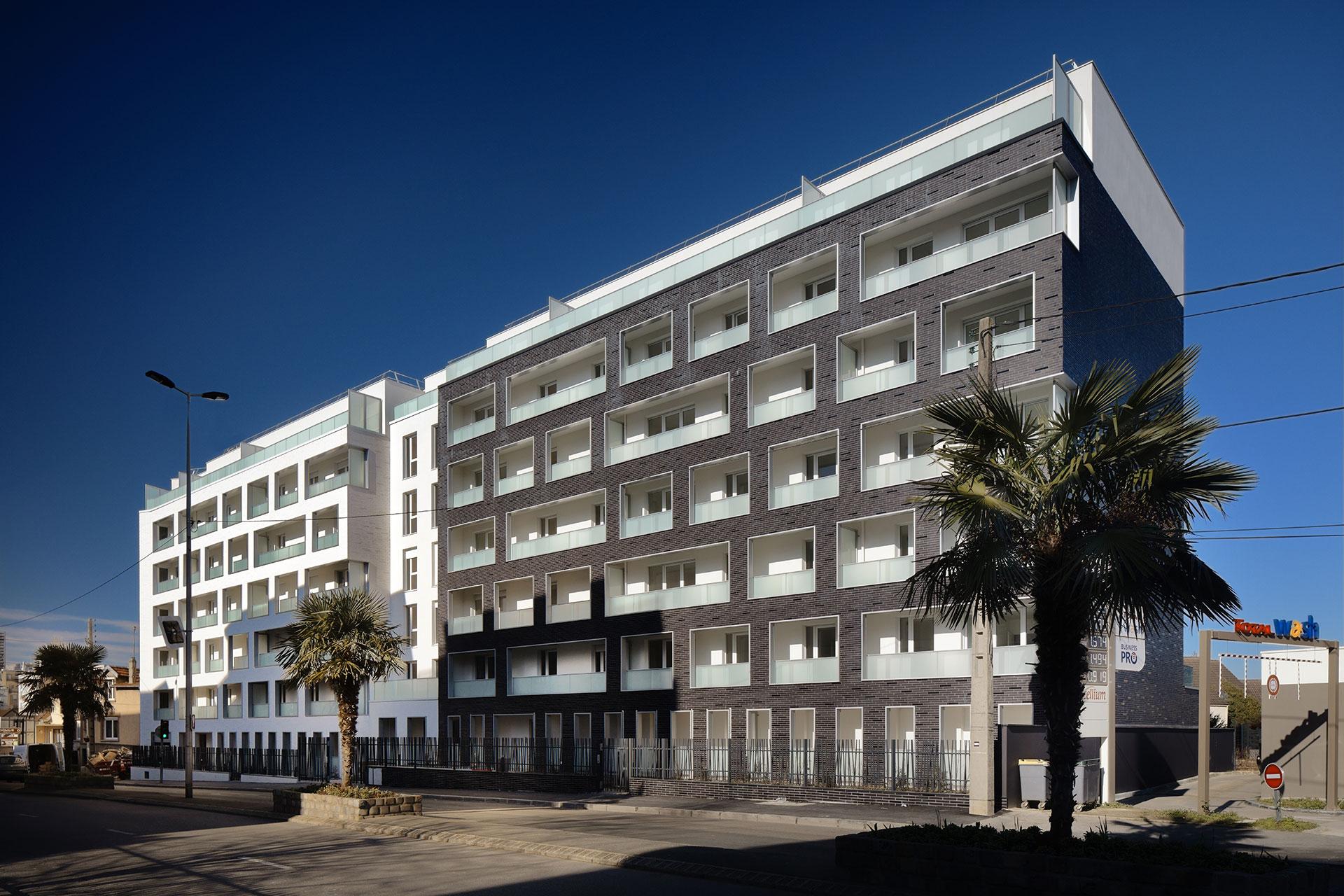 Saa Architectes Logements Rosnysousbois Gabrielperi04