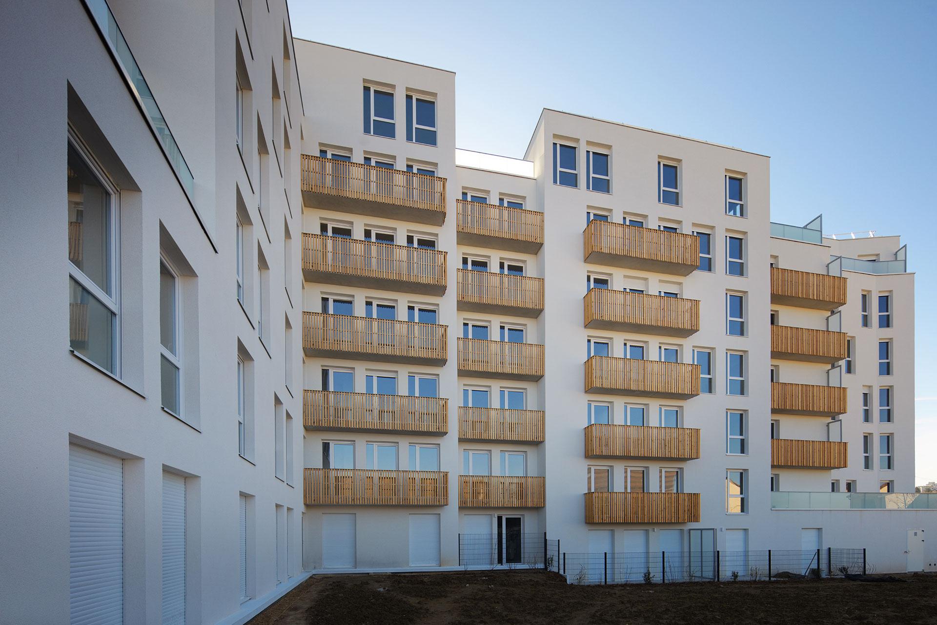 Saa Architectes Logements Rosnysousbois Gabrielperi05