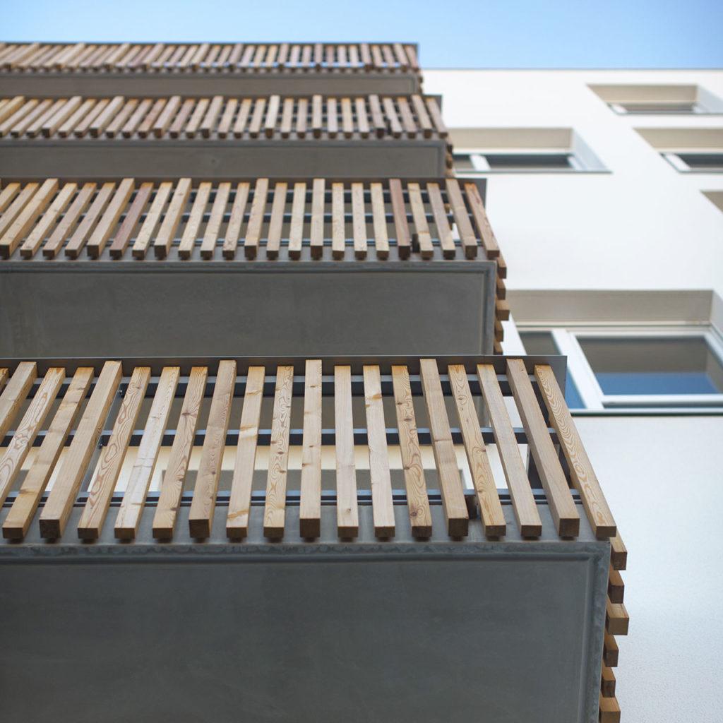 Saa Architectes Logements Rosnysousbois Gabrielperi07