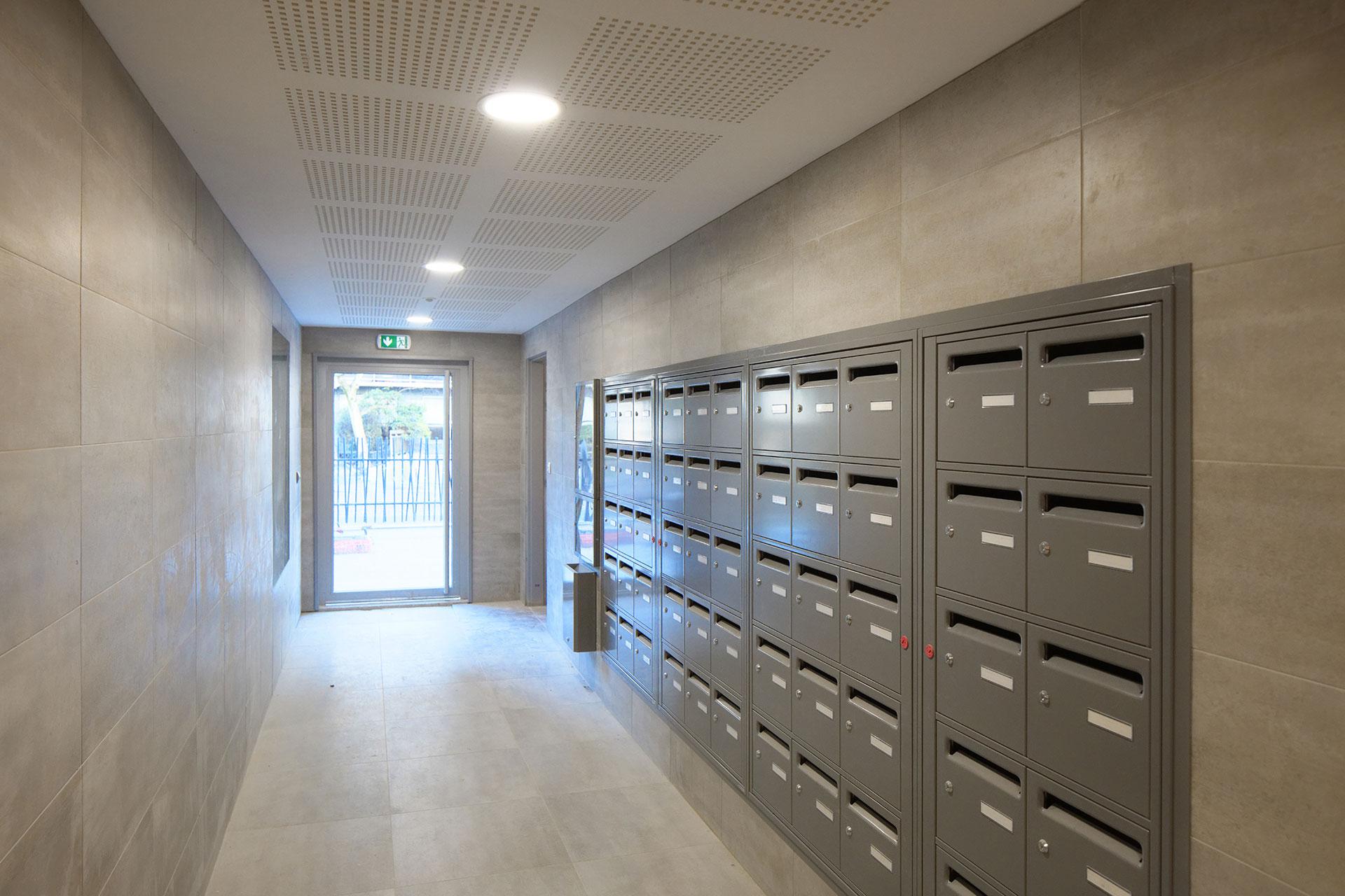 Saa Architectes Logements Rosnysousbois Gabrielperi08