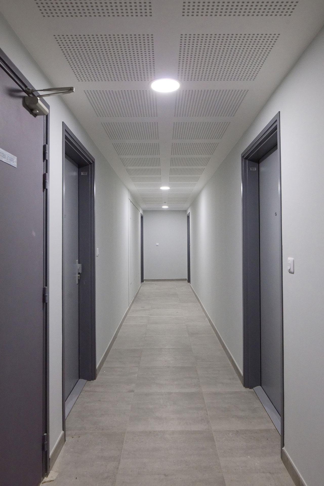 Saa Architectes Logements Rosnysousbois Gabrielperi10