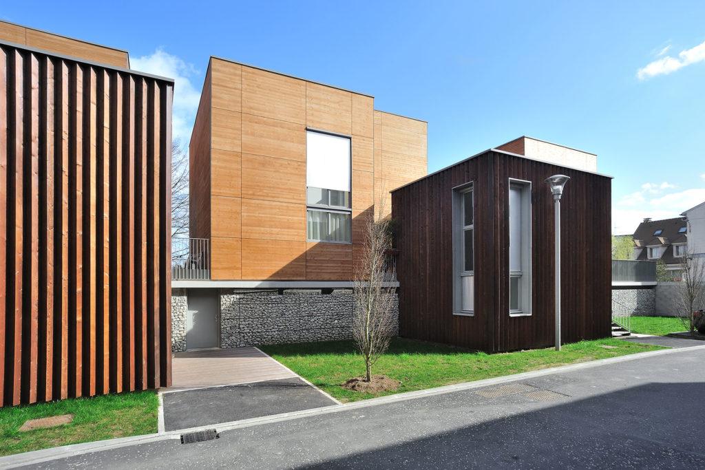 Saa Architectes Logements Villa Respiro Romainville02