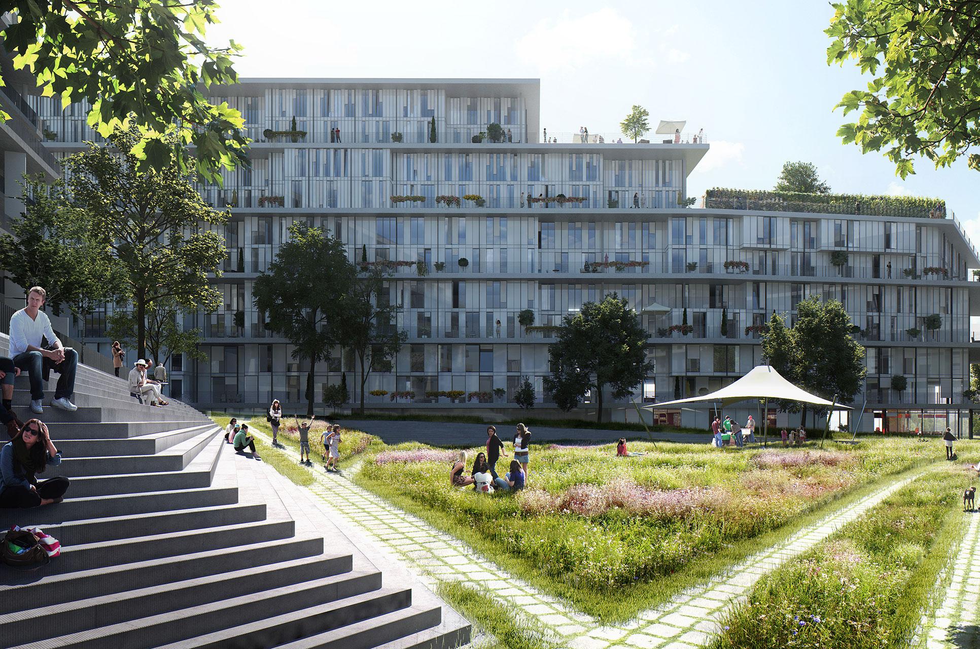 Saa Architectes Urbanisme Evol Reinventer Paris