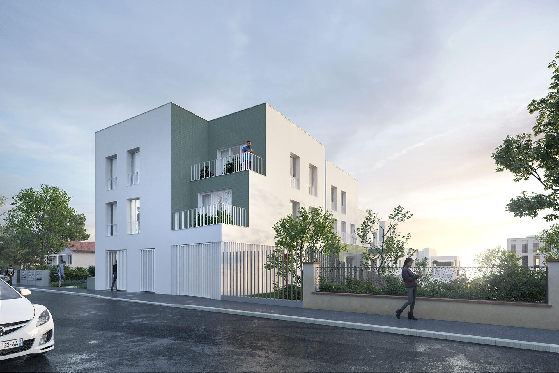 Saa Architectes Urbanisme Reougetdelisle Vitry07