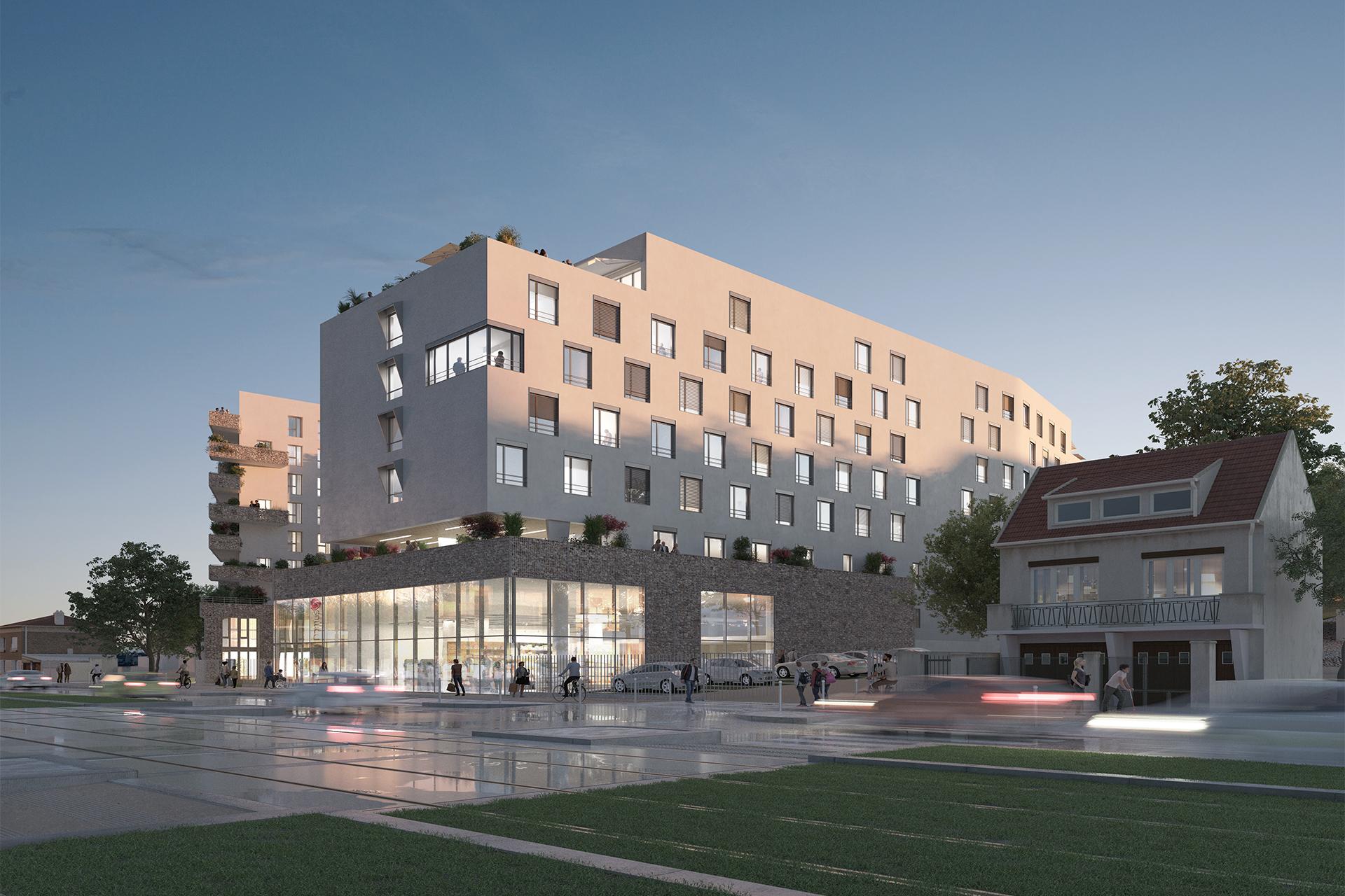 Saa Architectes Urbanisme Reougetdelisle Vitry13