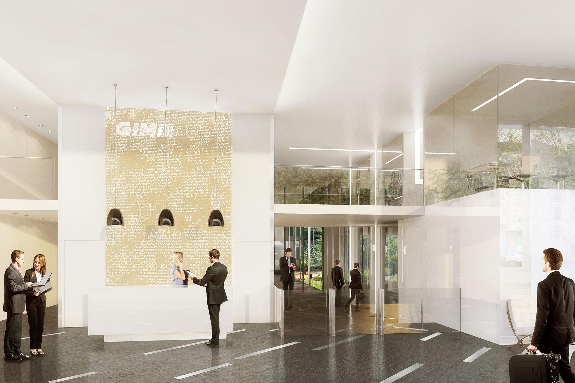 Saa Architectes Bureaux Gim Neuillysurseine02