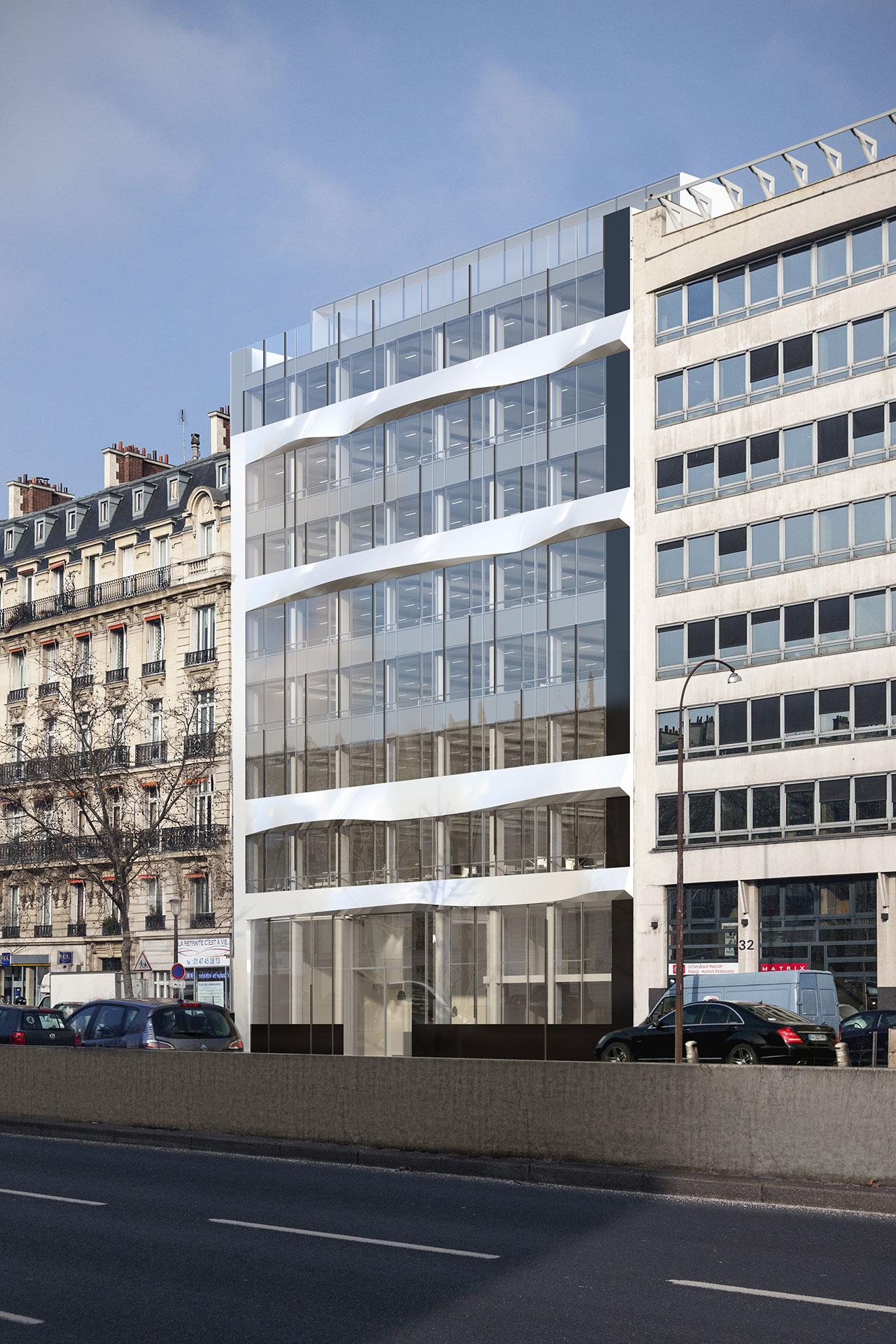 Saa Architectes Bureaux Gim Neuillysurseine04