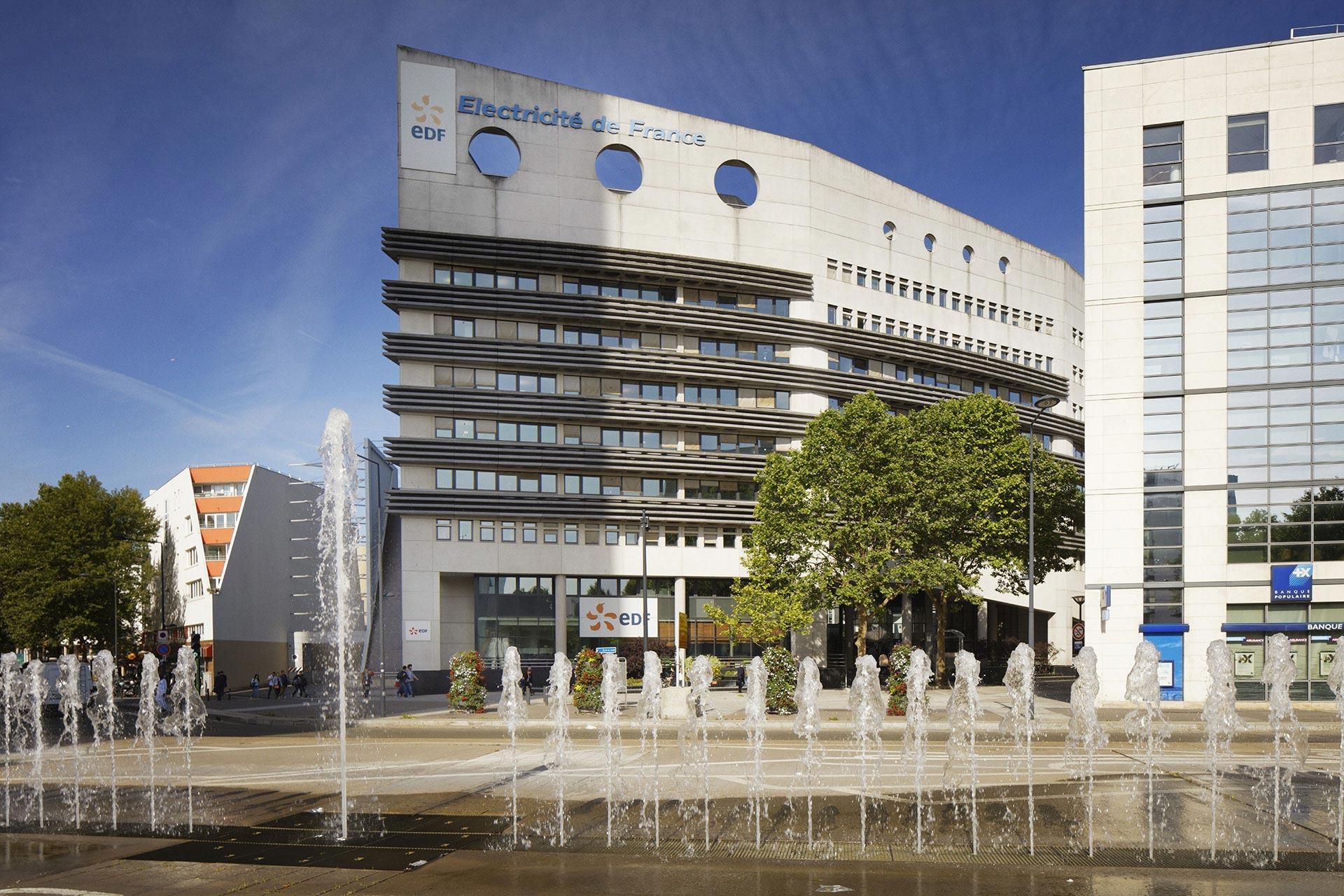 Saa Architectes Bureaux Capampere Saint Denis