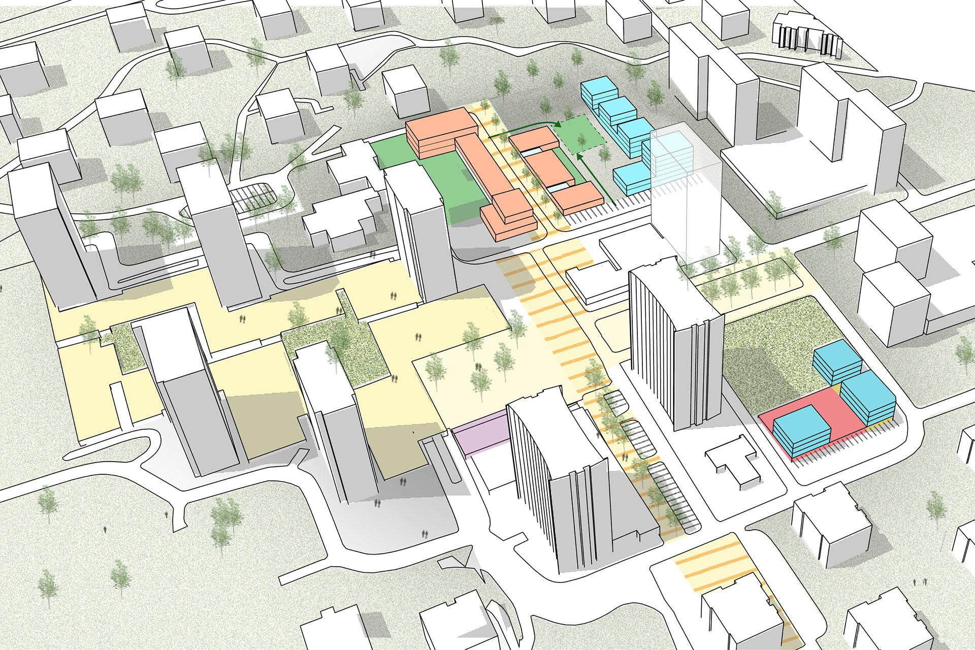 Saa Architectes Urbanisme Larris Fontenanysousbois
