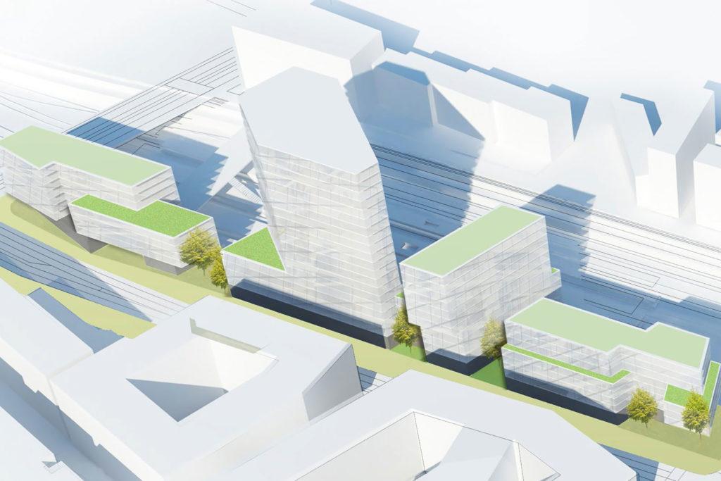 Saa Architectes Urbanisme La Defense Les Groues Nanterre03