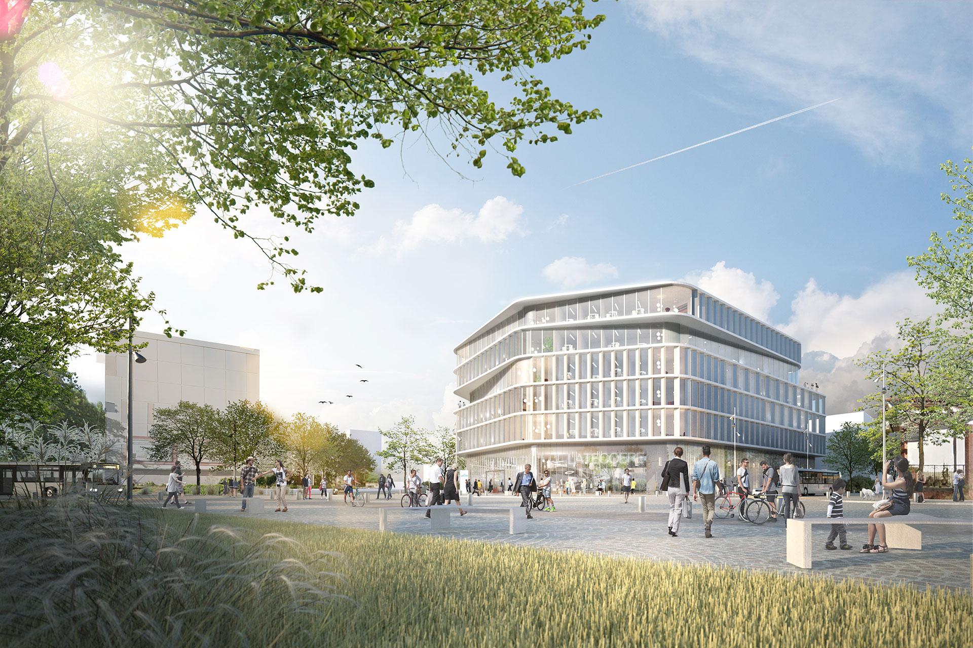 Saa Architectes Bureaux Roseraie Toulouse05