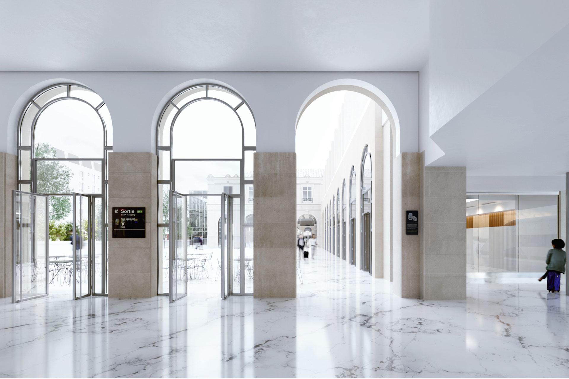 Saa Architectes Equipement Sncf Nancy02