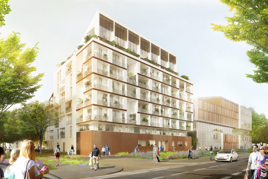 Saa Architectes Logements Gerland Lyon02