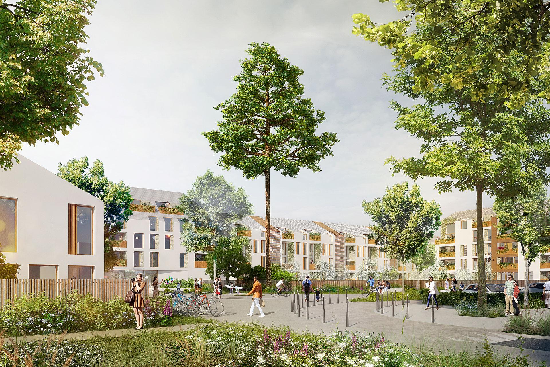 Saa Architectes Logements Hameau Montrevain02