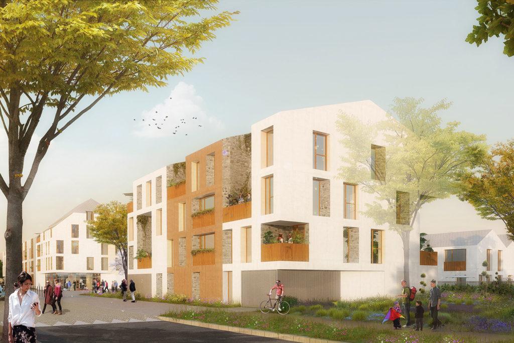 Saa Architectes Logements Hameau Montrevain04