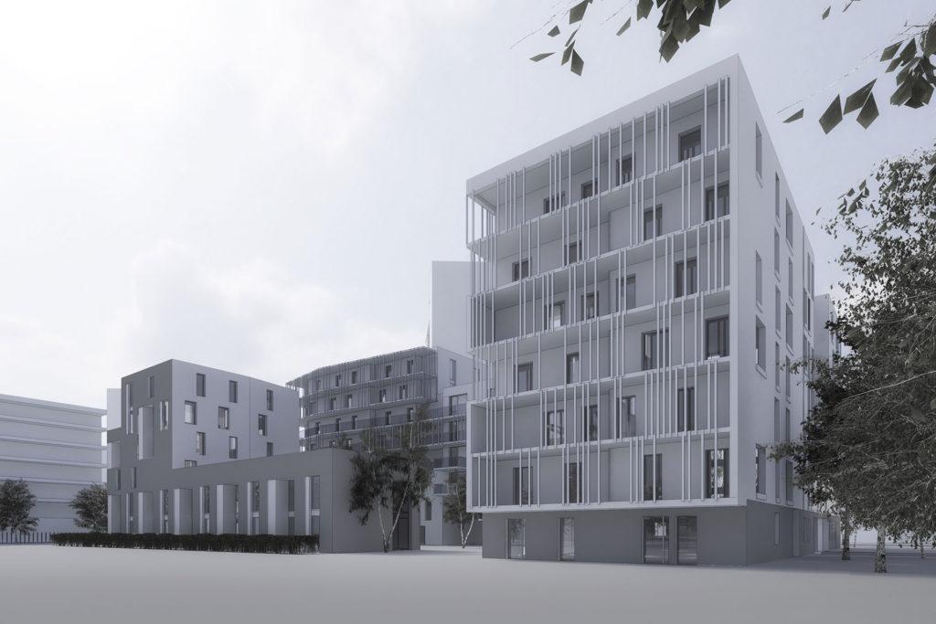 Saa Architectes Logements Parcetjardin Gennevilliers02
