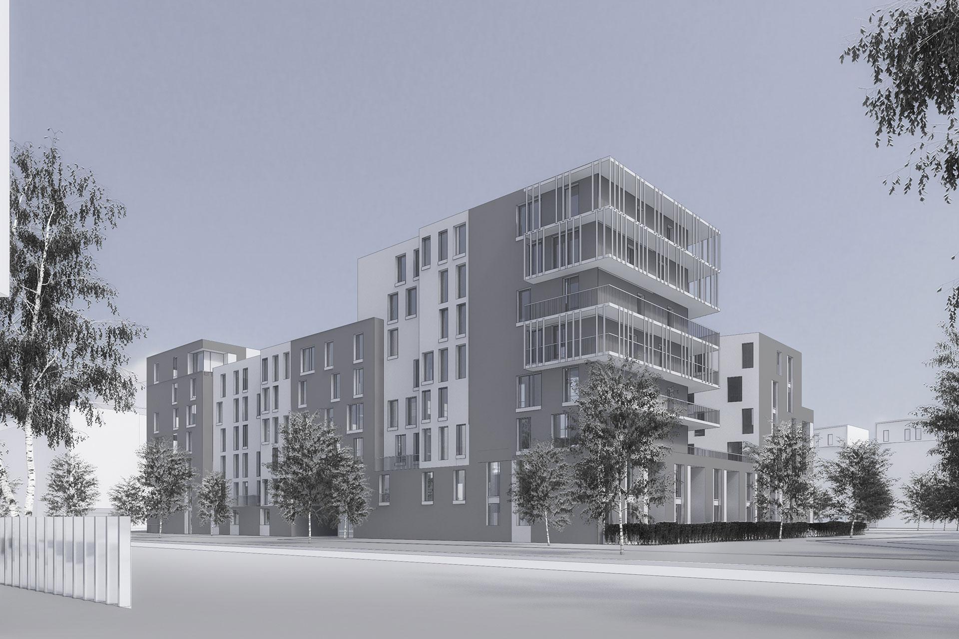 Saa Architectes Logements Parcetjardin Gennevilliers03