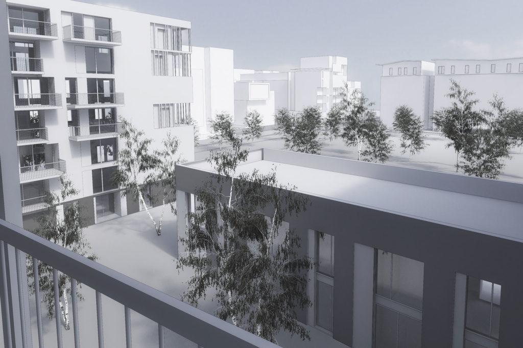 Saa Architectes Logements Parcetjardin Gennevilliers04