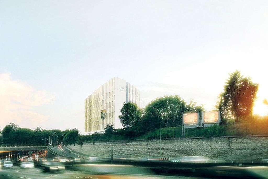 Saa Architectes Logements Portedorée Parisxii