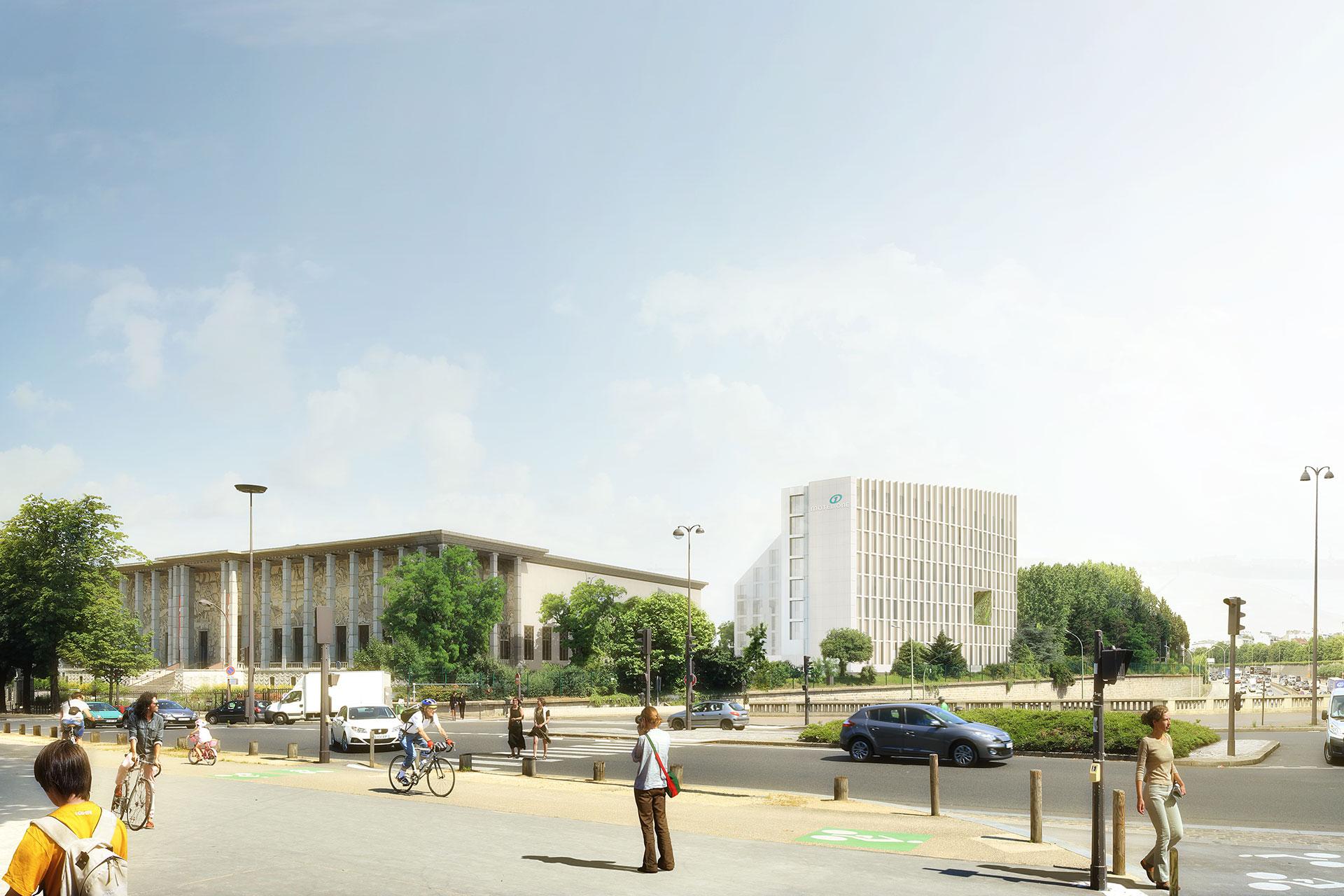 Saa Architectes Logements Portedorée Parisxii02