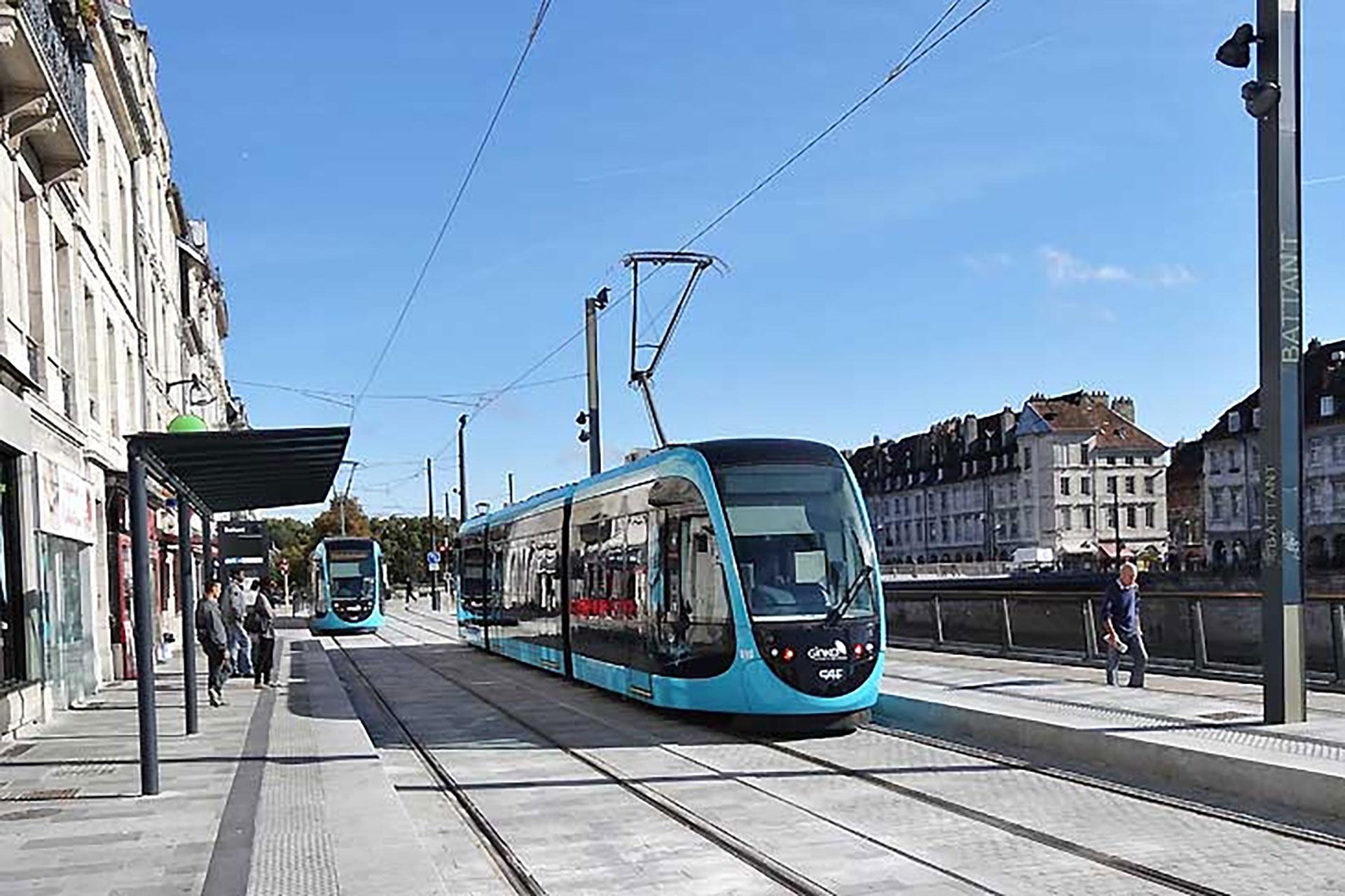 Saa Architectes Urbanisme Tramway Besancon02