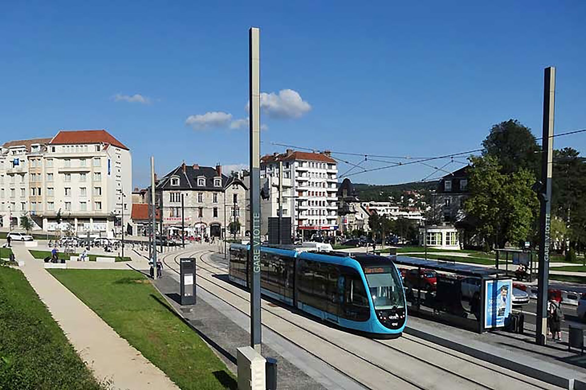 Saa Architectes Urbanisme Tramway Besancon03