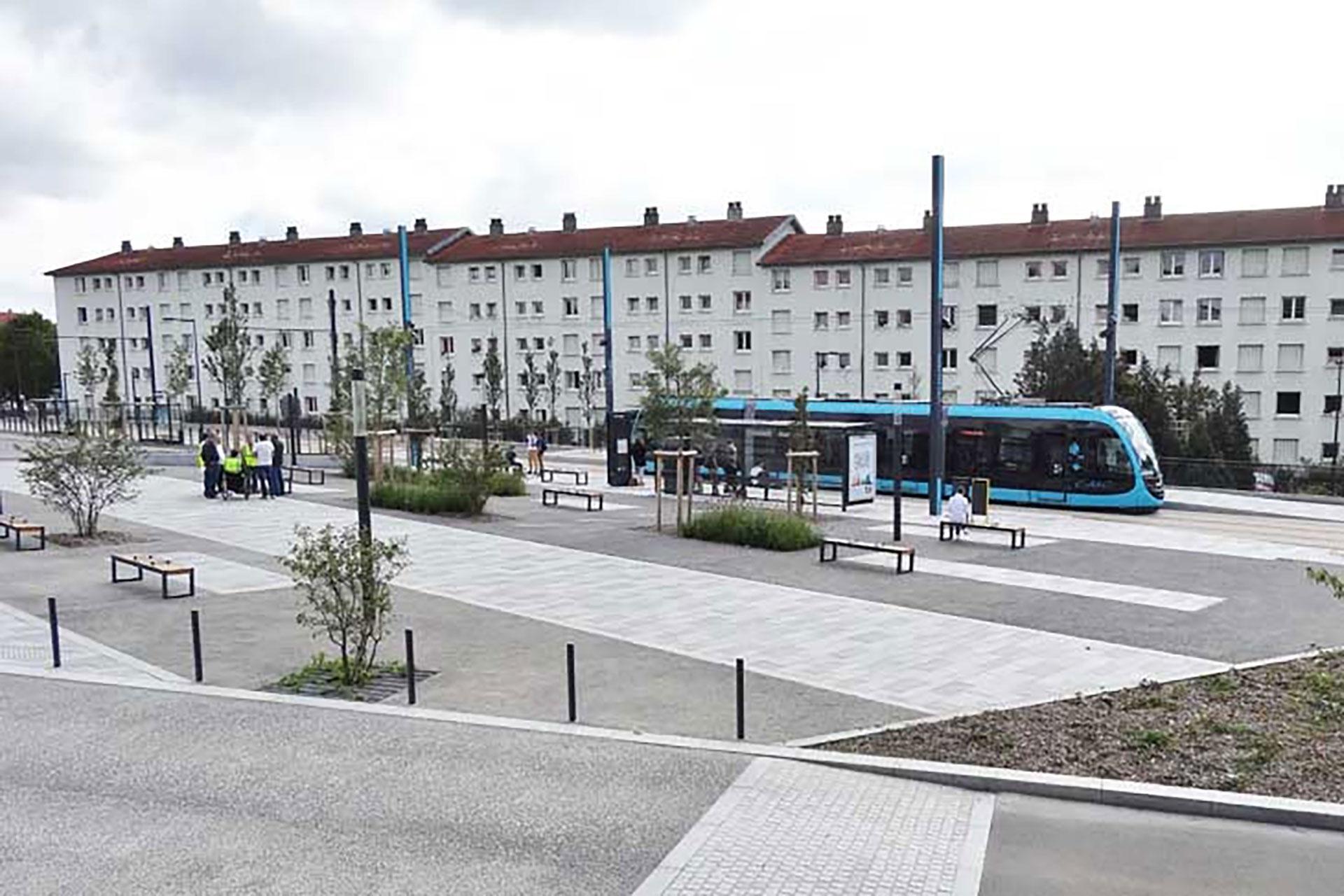Saa Architectes Urbanisme Tramway Besancon04
