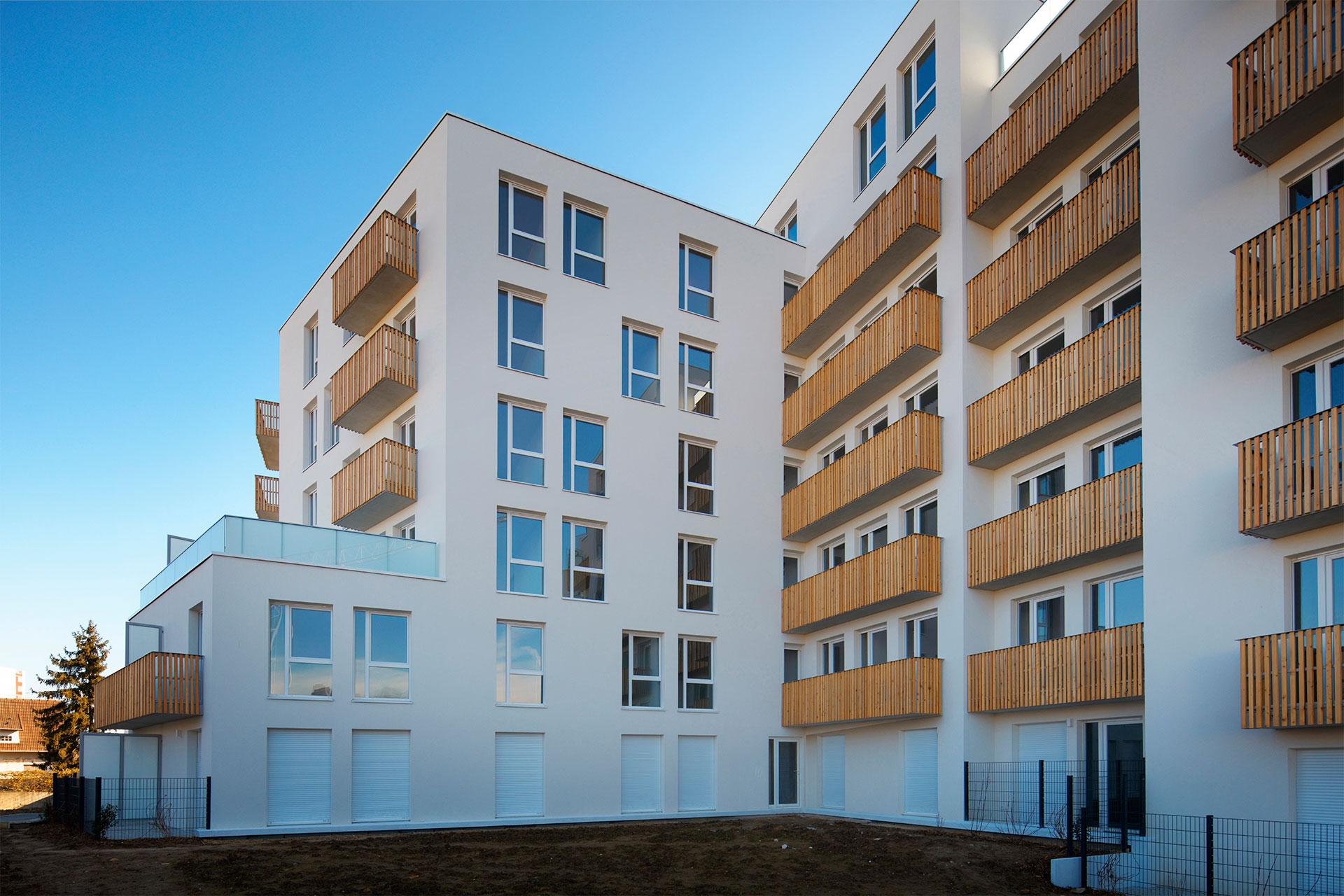 Saa Architectes Logements Rosnysousbois Gabrielperi06 2