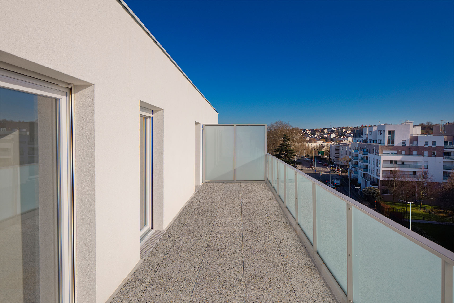 Saa Architectes Logements Rosnysousbois Gabrielperi13 2