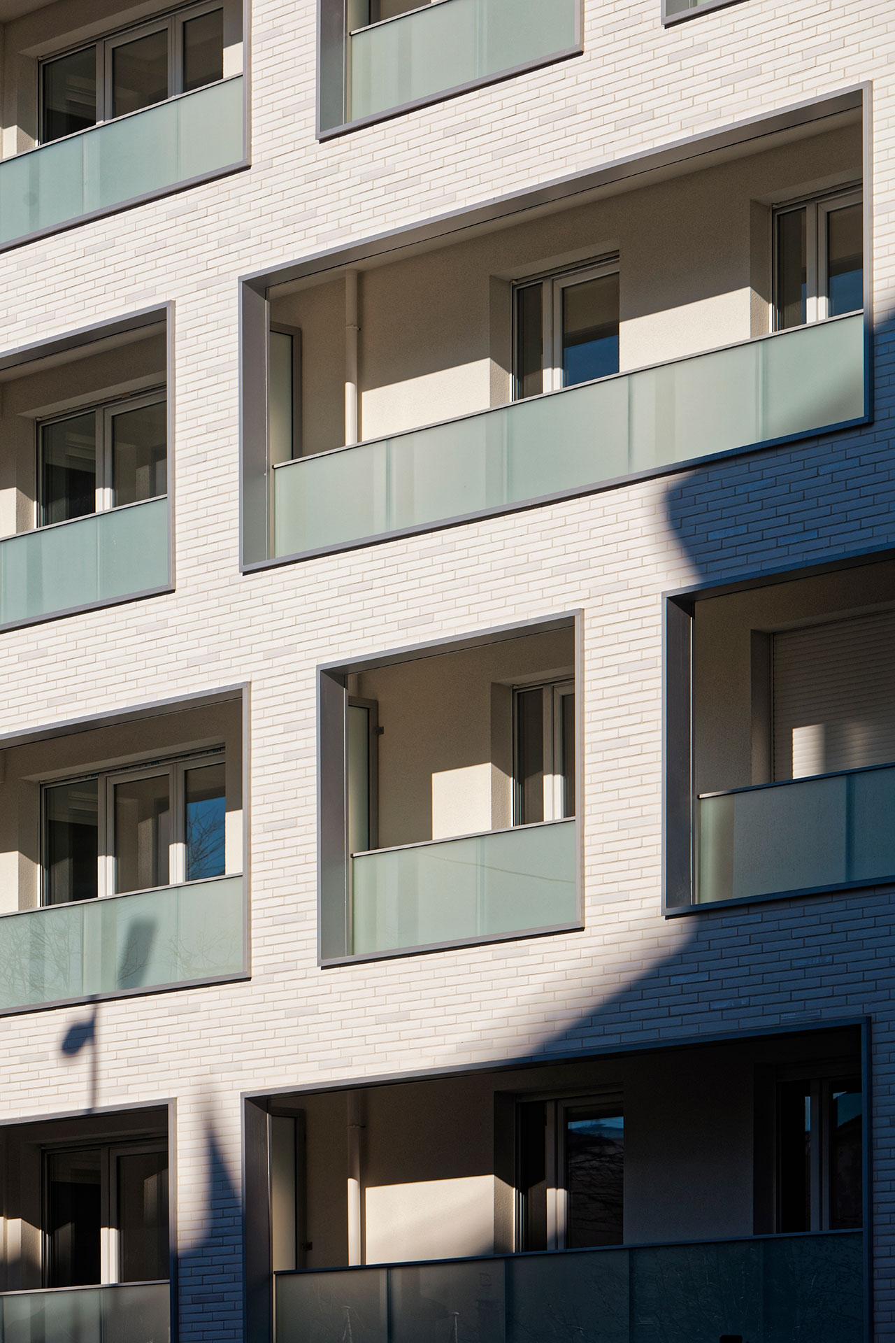 Saa Architectes Logements Rosnysousbois Gabrielperi 2