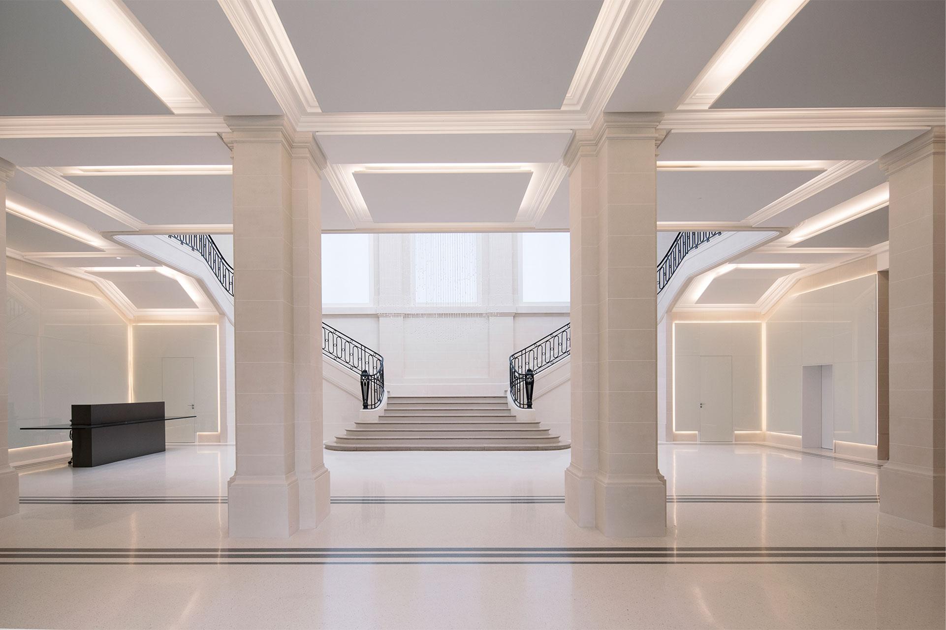 Saa Architectes Bureaux Renault Boulogne09 2