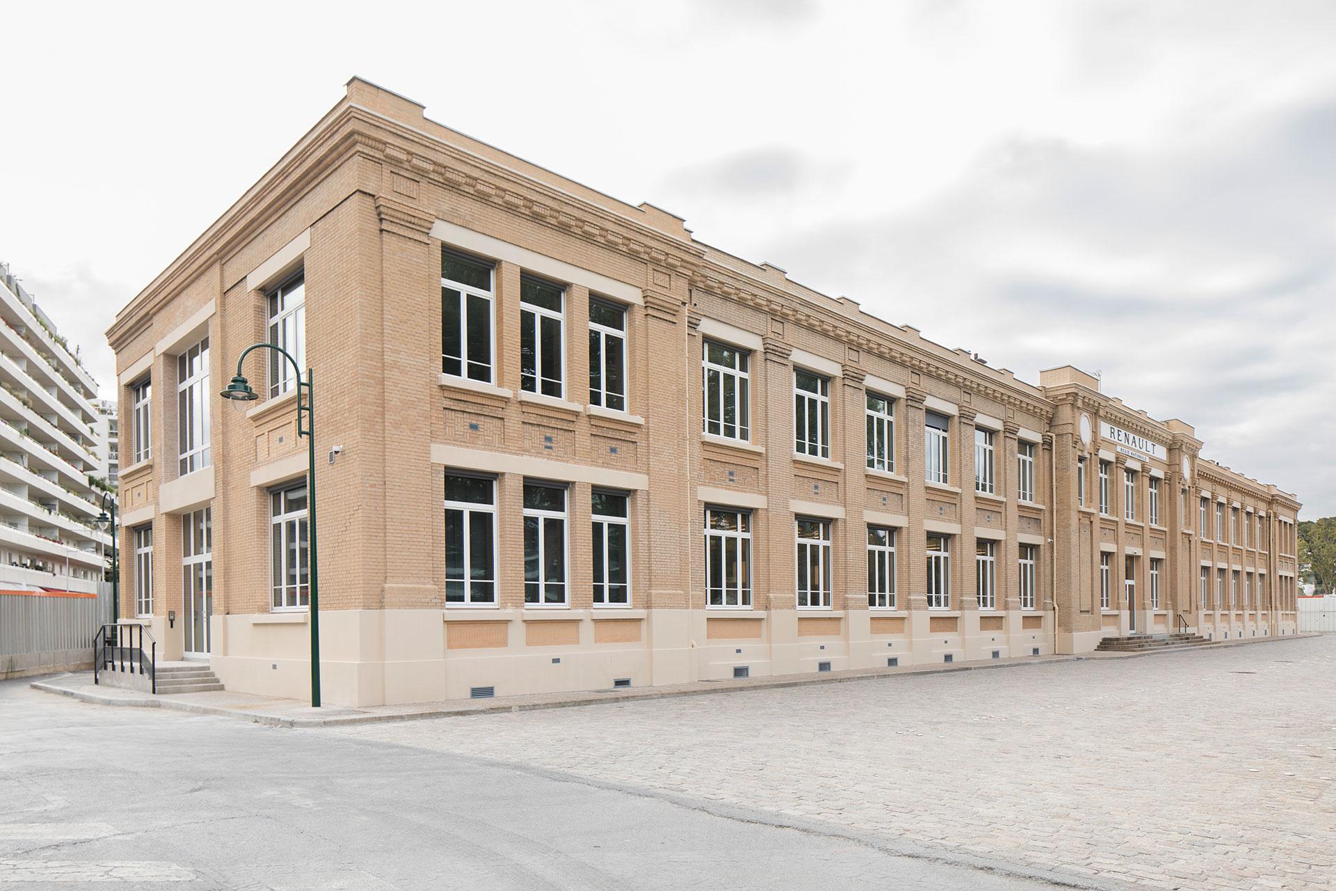 Saa Architectes Bureaux Renault Boulogne12 2