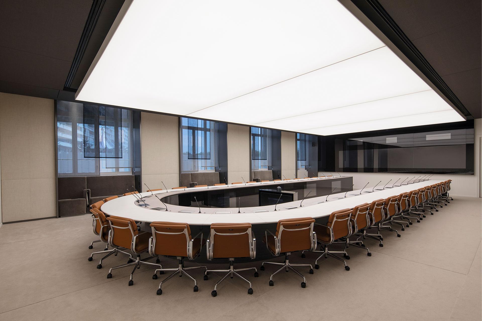 Saa Architectes Bureaux Renault Boulogne 2