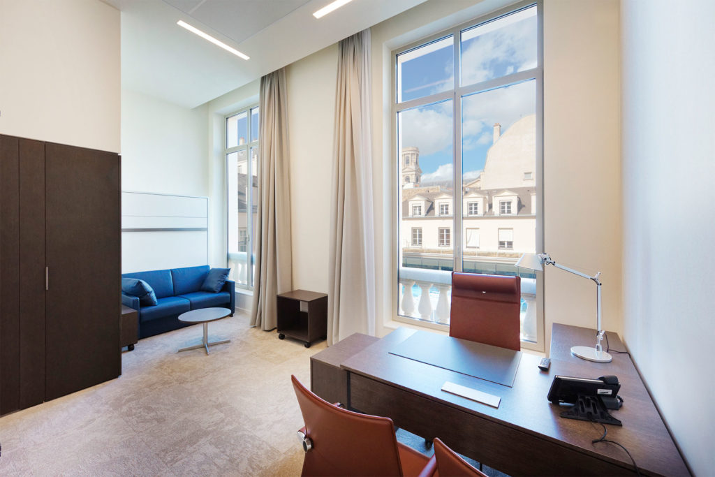 Saa Architectes Equipements Senat Paris
