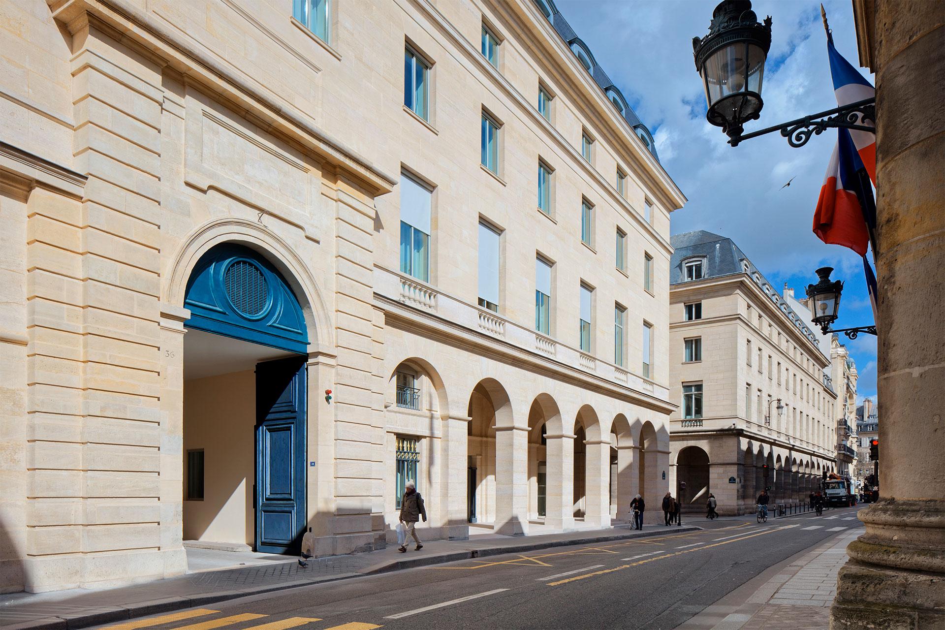 Saa Architectes Equipements Senat Paris04