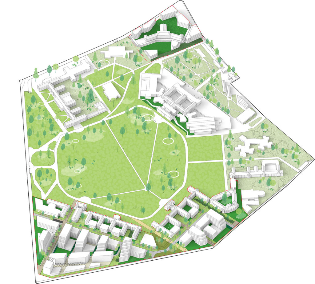 Saa Architectes Urbanisme Etudeurbaine Zac Cherioux Vitry Sur Seine03